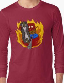 Devil's Fishbrain Long Sleeve T-Shirt