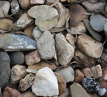 Wall of Stones by Karen Carlisle