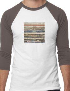Vinyl Record Collector   Men's Baseball ¾ T-Shirt