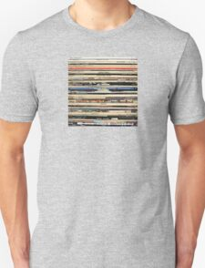 Vinyl Record Collector   T-Shirt