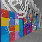 The Shreveport Mural by rosaliemcm