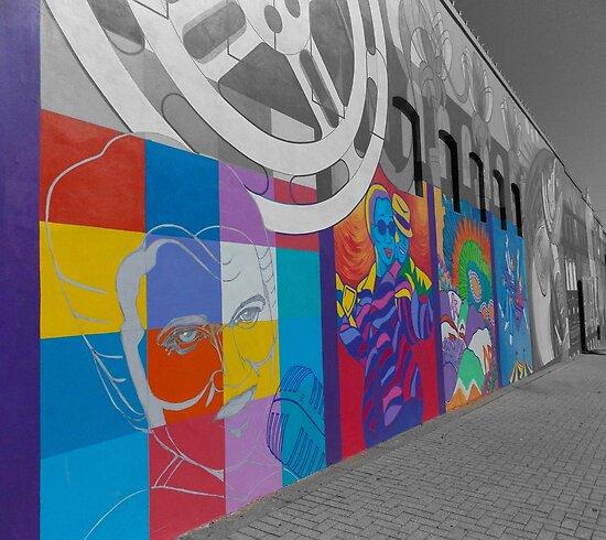 The Shreveport Mural by rosaliemcm