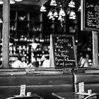 Cafe interior - Paris by Andrew & Mariya  Rovenko
