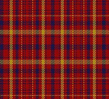 00082 Munro Clan Tartan Fabric Print Iphone Case by Detnecs2013