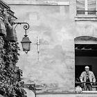 Window - Paris by Andrew & Mariya  Rovenko