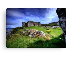 Castle Sween Canvas Print