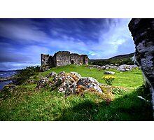 Castle Sween Photographic Print