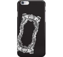 The Fancy Get Framed iPhone Case/Skin