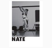 Nate Black and White Futura by AJDopejas