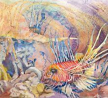 Scenic Swim  by ArtPearl