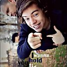 Harry Styles One Direction One Way by meow-or-never10