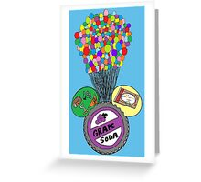 UP MM-ears Greeting Card