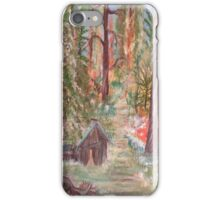 Fall Day iPhone Case/Skin