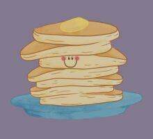 Happy Pancake Breakfast Kids Tee
