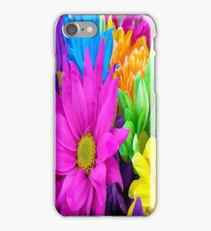 Flower Pattern 5 iPhone Case/Skin