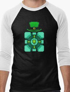 LEPRECHAUN CUBE Men's Baseball ¾ T-Shirt