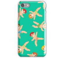 Baby pattern iPhone Case/Skin