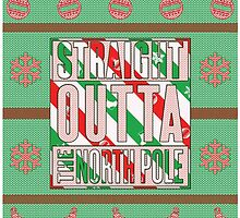 Straight Outta The North Pole by RoufXis