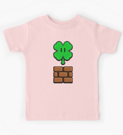 CLOVER POWERUP Kids Clothes