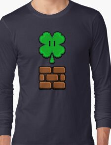CLOVER POWERUP Long Sleeve T-Shirt