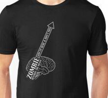 Zombie - Destroy the Brain Unisex T-Shirt