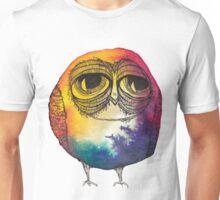 Blob Owl Unisex T-Shirt