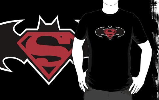 Superman/Batman Logo by moofles