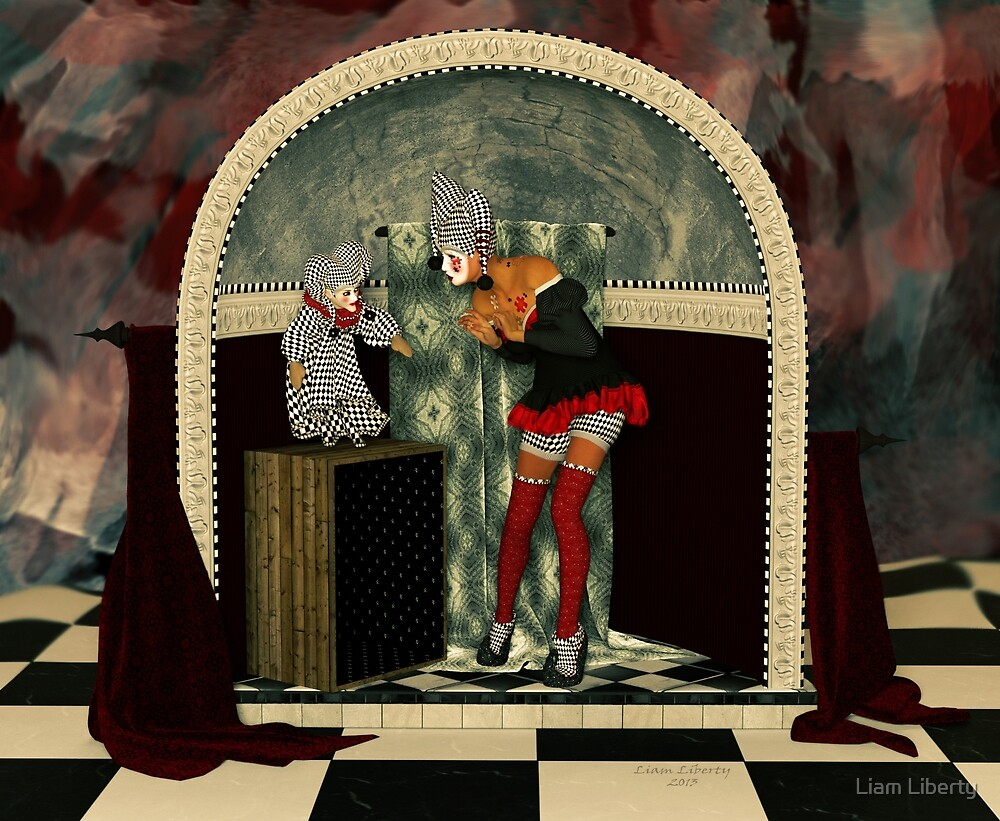 The Puppet Show by Liam Liberty