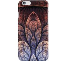 Flower Fractal Case iPhone Case/Skin