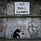 Banksy by davidprentice