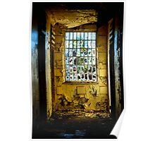 Decay - Block for the Criminally Insane - Morriset NSW Australia Poster