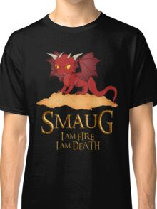 Smaug The Dragon Classic T-Shirt