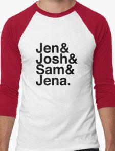 Jennifer & Josh & Sam & Jena. T-Shirt