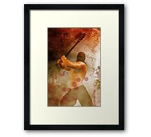 The Executioner Framed Print