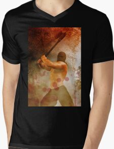 The Executioner Mens V-Neck T-Shirt