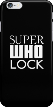 Superwholock by roisinmcgee
