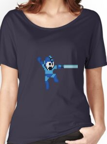 Mega Man Women's Relaxed Fit T-Shirt