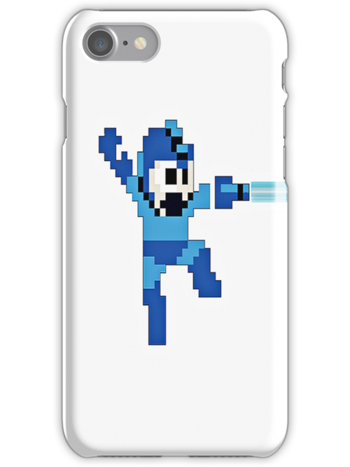 Mega Man by whatsupmrbid