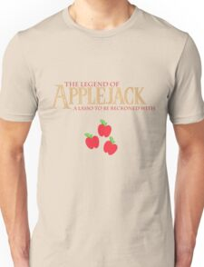 Legend of Applejack Unisex T-Shirt