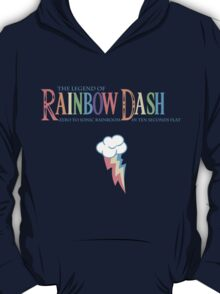 Legend of Rainbow Dash T-Shirt