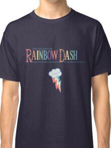 Legend of Rainbow Dash Classic T-Shirt