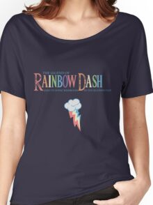 Legend of Rainbow Dash Women's Relaxed Fit T-Shirt