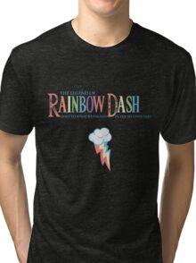 Legend of Rainbow Dash Tri-blend T-Shirt