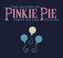 Legend of Pinkie Pie by Stephanie Jayne Whitcomb