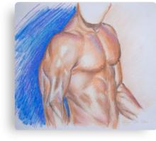 torso Canvas Print