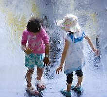 Water games by Adrian Donoghue