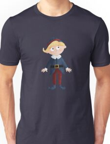 Hermey the Elf Unisex T-Shirt