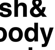 Jen & Josh & Woody & Elizabeth. Sticker