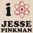 I Love Jesse Pinkman by Thomas Jarry
