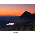 Dawn over Skye by Fraser Ross